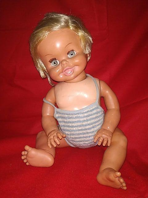 muñeco ideal toys año 1967