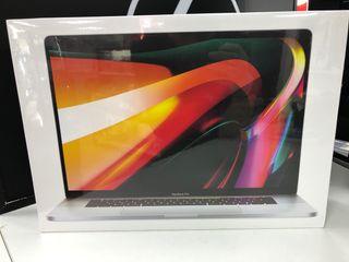 MacBook Pro 16 pulgadas a estrenar intel core I9