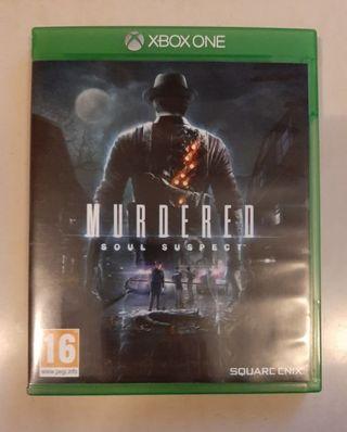 Murdered Xbox one