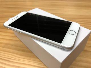iPhone 8 64Gb Silver Libre +Garantía