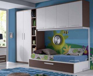Dormitorio juvenil frm linea diseny