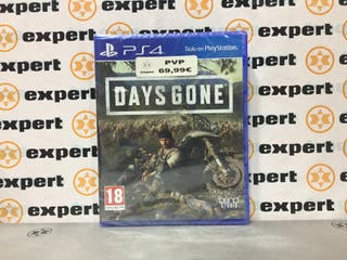 JUEGO PS4 DAYS GONE (NUEVO)