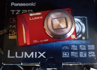 Cámara Panasonic Lumix TZ 20