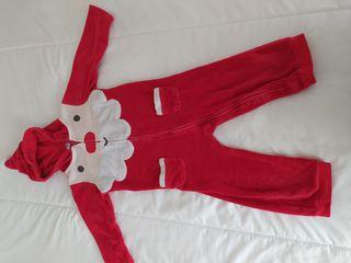 pijama Papá Noel 24 meses