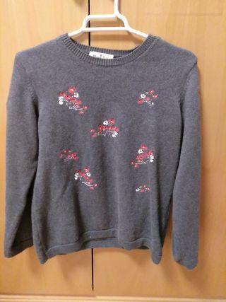 Jersey lana talla 9.10 Massimo Dutti