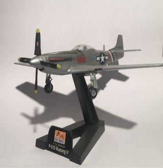 Maqueta p-51 Mustang