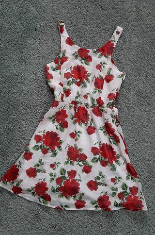 Vestido NUEVO H&M HyM flores