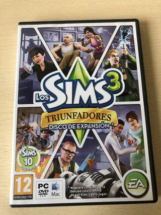 Los Sims triunfadores