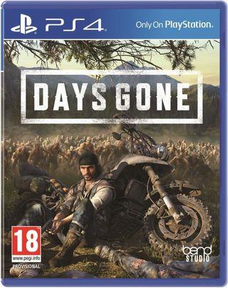 Days Gone + cd Banda Sonora PS4