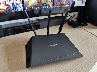 Router Gaming Netgear Nighthawk D7000