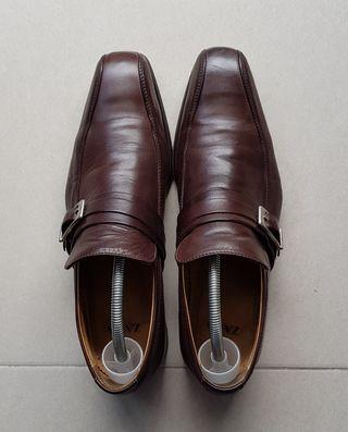 Zapato Piel Zara