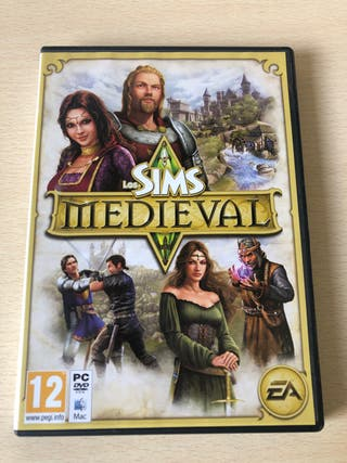 Los Sims 3 MEDIEVAL
