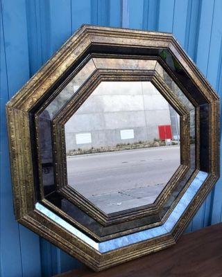 espejo antiguo porte gratis