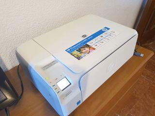 impresora y escanear hp c4480