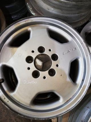 Llantas Mercedes AMG 15 pulgadas