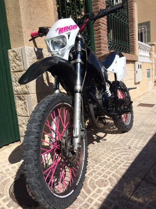 Motorhispania Furia Max
