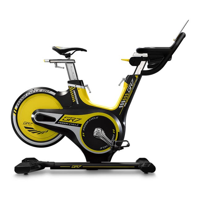 bicicleta spinning horizon GR7
