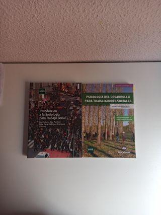Libros UNED Trabajo Social