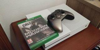 Xbox ONE S + Mw + Mando