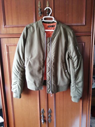 Chaqueta bomber mujer