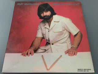 Vinilo LP Mat Marucci - Who Do Voo Doo