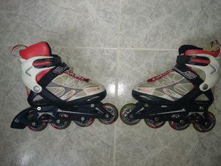 patines en linea talla 34-37 boomerang