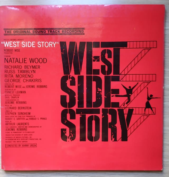 Disco de Vinilo West Side Story