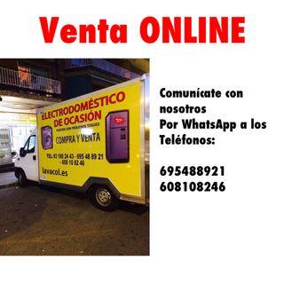 Venta Online vía whatsapp contáctanos