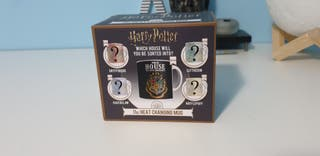 Taza mágica Harry Potter