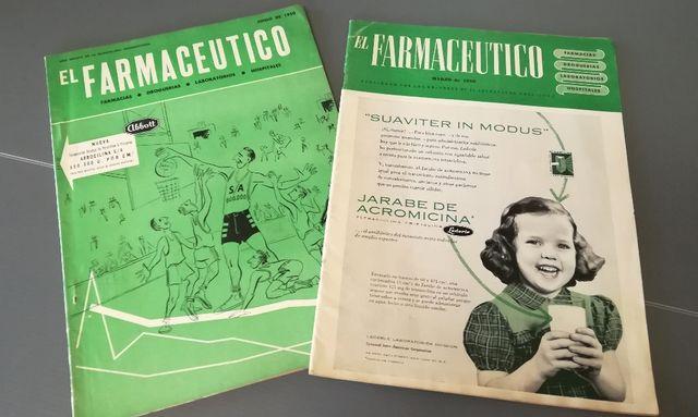 2 Revistas EL FARMACÉUTICO