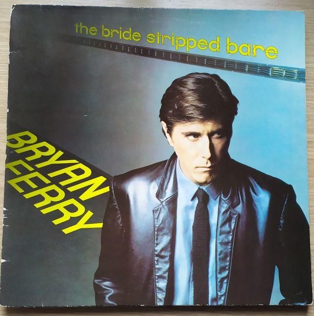 Disco d Vinilo Bryan Ferry The Bride Stripped Bare
