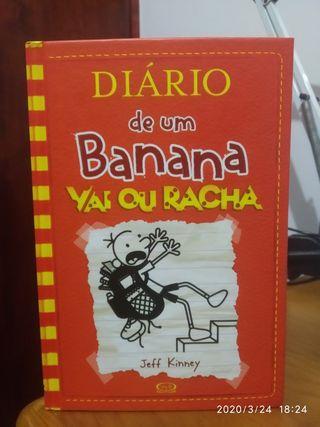 Diário de um Banana Vai ou racha en Portugués.