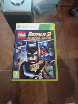 juego Xbox 360 batman 2