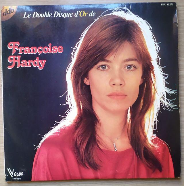 Disco de Vinilo Doble Fran¢oise Hardy Le Double