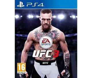 Juego Ps4 UFC3 Sin Caja
