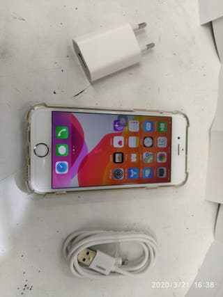 iPhone 6S 16GB Rosado Impeccable.