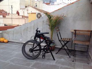 Bicicleta super plegable Giant Half Way