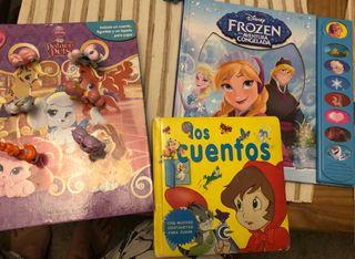 3 libros infantiles interactivos