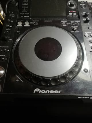 vendo reproductores de cd pioneer cdj 2000 nexus