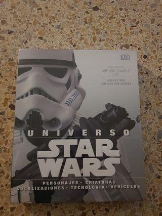 libro universo de star wars