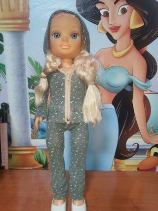 Chándal, pantalón y chaqueta para Nancy