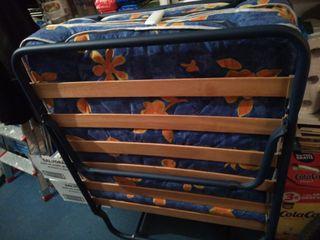 Cama plegable de 1,80 x 80