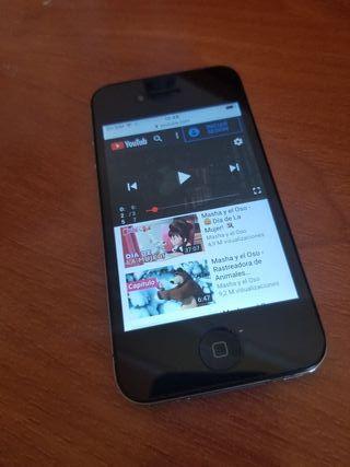iphone 4s ( de movistar no es libre )