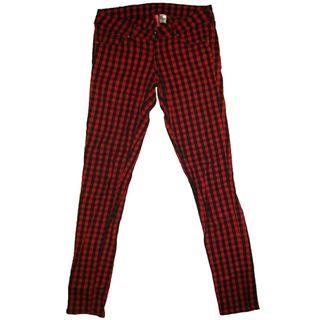 Pantalón de cuadros H&M 36