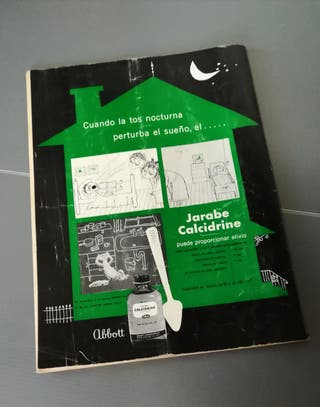 1957. Revista EL FARMACÉUTICO