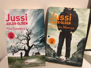 Jussi Aldler-Olsen COLECCION 6 LIBROS