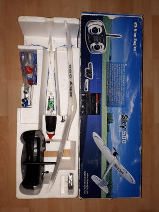 Avión sky 500 control remoto
