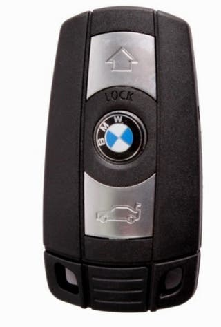 llave original BMW.