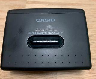 Walkman Casio