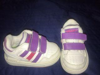 Zapatillas Adidas originales talla 19